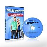 Anfänger Workout Kompilation-DVD für Bounce Minitrampolin.3 fantastische, unterhaltsame und leichte Rebounding Fitness Workouts um Gewicht zu verlieren