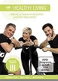 "FLEXI-SPORTS Trampolin Training DVD ""HEALTHY LIVING"" mit Barbara Klein"