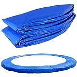 terena® Federabdeckung 427-430 cm für Trampolin Randabdeckung beidseitig PVC - UV beständig