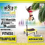MiamiLife Advanced Workout-DVD zum Fitness Tramoplin - Trainings-DVD für Fortgeschrittene (Programm 2 von 7)