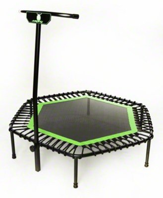 jumping profi fitness trampolin trampolin im. Black Bedroom Furniture Sets. Home Design Ideas