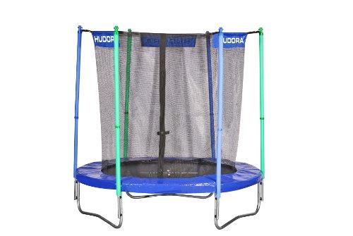 hudora fitness trampolin 200 cm trampolin im. Black Bedroom Furniture Sets. Home Design Ideas