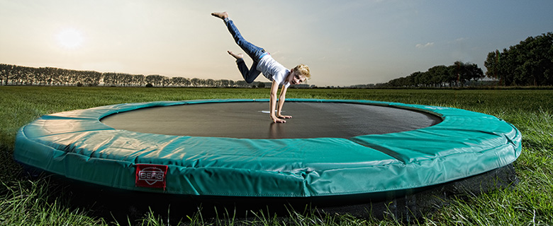 BERG InGround Trampolin