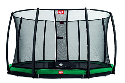 BERG InGround Favorit Deluxe Trampolin Test