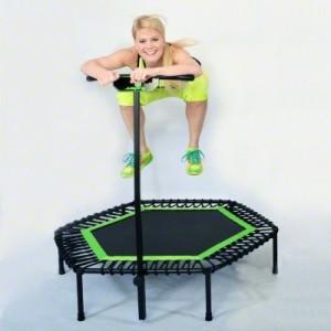 Jumping Profi Fitness Trampolin Stomping