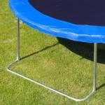 Ultrasport Gartentrampolin-Jumper Rahmen Randabdeckung