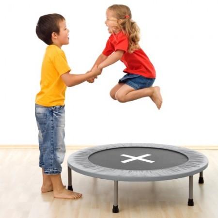 ultrasport trampolin 96 cm faltbar inkl tragetasche trampolin im. Black Bedroom Furniture Sets. Home Design Ideas