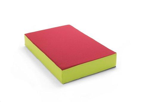 Hüpfmatratze in tollen Farben für alle kleinen Hüpfer 107x70x17cm