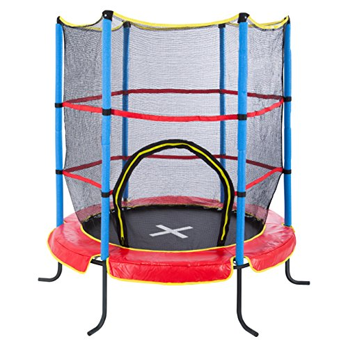 Ultrasport Kinder- und Indoortrampolin Jumper 140