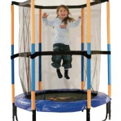 HUDORA Kindertrampolin Joey Jump 3.0 140 cm Ø