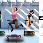 Miweba JUMPNESS Fitness Trampolin Round 40'