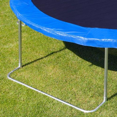 ultrasport gartentrampolin jumper 366 cm inkl sicherheitsnetz trampolin im. Black Bedroom Furniture Sets. Home Design Ideas