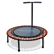 Gympatec Fitness Power Trampolin mit Haltegriff